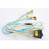 Wholesale Custom 18AWG Auto Wiring Harness Rubber Insulation RoHS Certification from china suppliers
