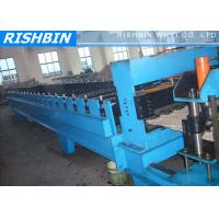 Wholesale Glazed Metal Roof Tile Roll Forming Machine Double Press Step from china suppliers