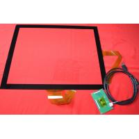 Wholesale High Sensitive transparent 19 Inch Glass projected capacitive touchscreen 21.5 inch from china suppliers