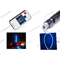 Quality Decoration Warning Safety ATV LED Light Whips 12v 10A Color Changing LED Whip for sale