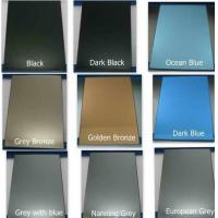 Quality Colored Mirror Glass for sale