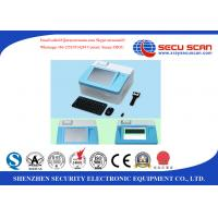 Wholesale Touch Screen Desktop Narcotic Explosives Detection Equipment For Lab / Airport / Army from china suppliers