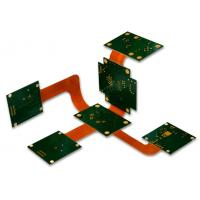 Buy cheap Professional 8 Layer Rigid Flexible PCB / Multilayer Printed Board Aluminium Material  Design Customized Fast Delivery from wholesalers