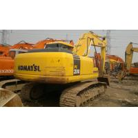 Wholesale $50000 Used Komatsu excavator PC200 2006 PC200-7 second-hand digger, also available pc200- from china suppliers
