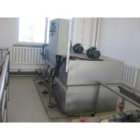 Quality High capacity mixing chamber chemical dosing system and polymer preparation unit for sale