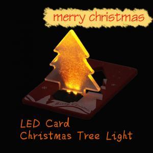 Wholesale Christmas Decoration Pocket Folding Xmas Tree Shape LED Light from china suppliers