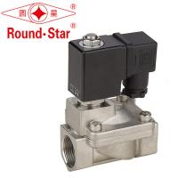 """Wholesale High Tech 1/2""""Stainless Steel Latching Solenoid Valve Normally Open from china suppliers"""