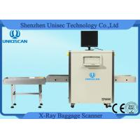 Wholesale Medium Size X Ray Scanner Airport Inspection System 600*400mm Opening Size from china suppliers