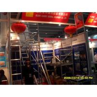 Wholesale Aluminium Alloy 14M Stairway Ladder Lightweight Scaffolding for Maintenance from china suppliers