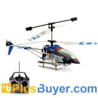 Wholesale Air Strike - 3 Channels RC Helicopter with LEDs Lights and Gyro from china suppliers