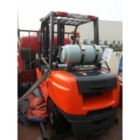 Wholesale New technology FY30T LPG forklift 3.0t, Nissan K25 engine, hydraulic transmission, Impco LPG system, VM300, LF092 from china suppliers