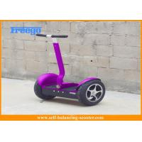 Wholesale Purple Electric Self Balancing Scooter 2-Wheel With Remote Controller from china suppliers