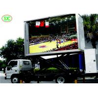 Wholesale Led Mobile Advertising Trucks P5 Outdoor Full Color LED Screen 160mm*160mm from china suppliers