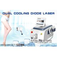 Wholesale Portable Germany Diode Laser Hair Removal Machine  / Comfortable 810nm Laser Hair Removal from china suppliers