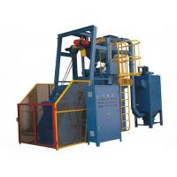 Quality Industrial Crawler Shot Blaster Machine For Non - Ferrous Castings for sale