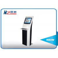 Wholesale Touch screen multimediaInteractive Information Kiosk with integrated metal from china suppliers