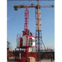 Quality High Speed Building Hoist Sc200/200g max load 2*2000kg----mingwei@crane2.com for sale