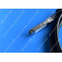 40Gb/S QSFP28 Direct - Attach Copper Serial Attached SCSI Cable For Switch 2 Meter