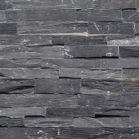 Wholesale Black Slate Rough Cultural Stone from china suppliers