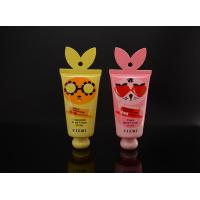 Wholesale 50ml To 80ml Cute Cartoon Hand Cream Lotion Tube Packaging Ear Tail Sealing from china suppliers