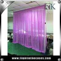 Wholesale Flexible Pipe And Drape Wedding Backdrop velvet drapes curtains backdrop from china suppliers