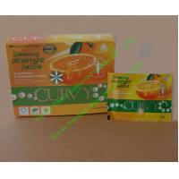 Wholesale Curvy Slimming orange Juice To Reduce Appetite, Increase Metabolism ,weight loss Juice GMP approved from china suppliers