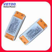 Wholesale 15Watt 12V 1.25A Constant Voltage LED Driver 50Hz / 60Hz With Orange / Blue / White Color from china suppliers