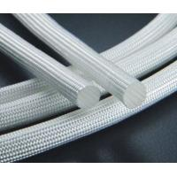 Wholesale Cable Heat Protection Heat Insulation Sleeve Silicone / Resin Coated Multi Color from china suppliers