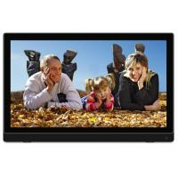 Wholesale Big Video / Audio 27 Inch Digital Photo Frames JPEG BMP Format Full Function from china suppliers