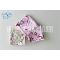Wholesale High water absorption 330gsm 40*40cm printed microfiber cleaning towel from china suppliers