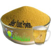 Wholesale SYE-BE40 Brown Beer Yeast Powder , 40% Crude Protein Yeast Animal Feed from china suppliers