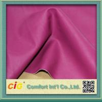 Wholesale 0.4mm - 0.7mm Polyurethane Synthetic Leather Fabric For Garment from china suppliers