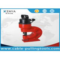 Wholesale CH-60 Punching 10mm Copper 6mm Metal Sheet Hole Punch Hydraulic Puncher from china suppliers
