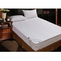 Wholesale Polyester Outer Material Hotel Mattress Protector King Size With GTT / SASO from china suppliers