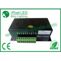 Wholesale Digital DMX512 LED Pixel Controller Decoder 3 Channels 6A 3W 0.9kg from china suppliers
