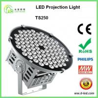 Wholesale 250w Flood Outdoor Projection Lights For Stadium Wharf With Cree Chip And Meanwell Dirver from china suppliers