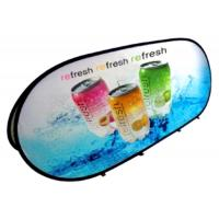 China Dye Printing Fabric Outdoor Pop Up Banner Stand For Promotion Event Display on sale