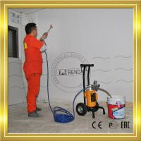 Wholesale Easy carrying Electric Airless Paint Spraying Machine With Diaphragm Type from china suppliers