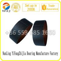 Wholesale DU Oilless Bearing Bushing Ptfe Piston Rings , Car Shock Absorber from china suppliers