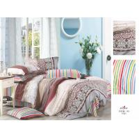 Wholesale Plum King Size Patterned 100% Cotton Family Bedroom Colorful Bedding Sets from china suppliers