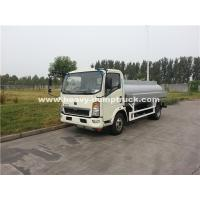 Wholesale SINOTRUK HOWO 4x2 4102N Light Oil Tank Truck For Transportation from china suppliers