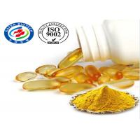 Wholesale 99% Amino Acid Supplements Coenzyme Q10 Anti Aging CAS 303-98-0 from china suppliers