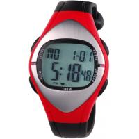 Wholesale Health Sporty Calorie Counter Watch With Heart Rate Monitor EL Backlight from china suppliers