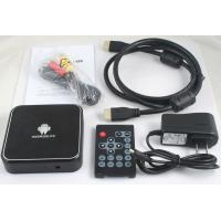 Wholesale Android 2.3 1080P 720P 480P High Definition Digital Set Top Box ETV-01 from china suppliers