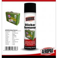 Wholesale Safe Industrial Cleaning Products , Car Window / Paste Sticker Remover Spray from china suppliers
