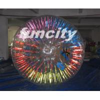 Wholesale Shining Inflatable Zorb Ball from china suppliers