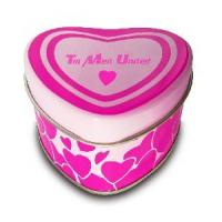 Wholesale Heart Shape Tin Box (MN0008) from china suppliers