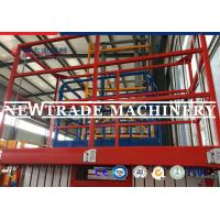 Buy cheap Mobile Hydraulic Scissor Platform Lift / Electric Outdooor Aerial Platform Lift from wholesalers