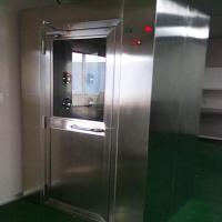 Wholesale Interlock Air Showers And Pass Thrus Automatic / Manual Door 15-20M/S Air Velocity from china suppliers