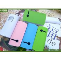 Wholesale Stylish Book Shape Universal Portable Mobile Battery Charger 7800mAh from china suppliers